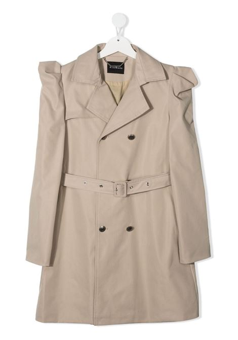Trench coat RICHMOND KIDS | TRENCH | RGP21002TRHBTSAND