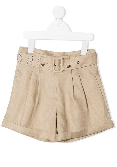 Shorts RICHMOND KIDS | SHORTS | RGP21004SHHBSAND