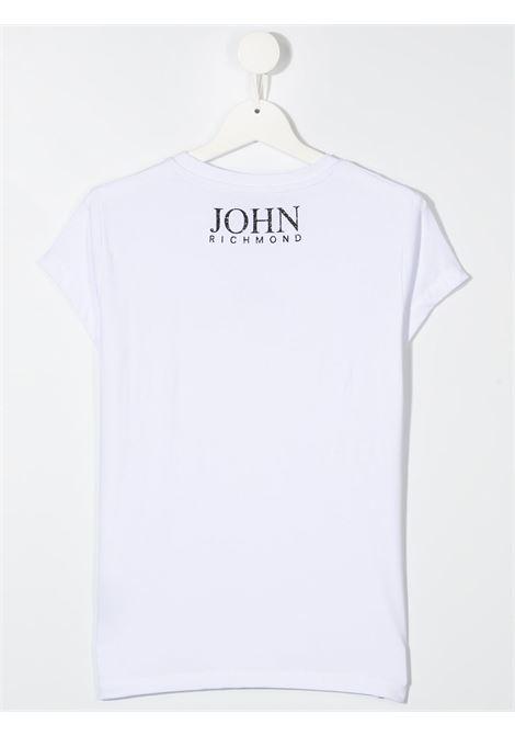 T-shirt RICHMOND KIDS   T-SHIRT   RGP21123TSTWHITE