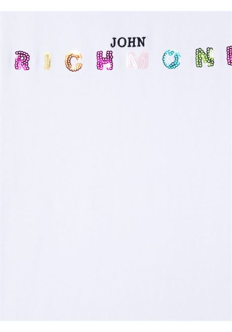 Abito RICHMOND KIDS   ABITI   RGP21124VE9FTWHITE