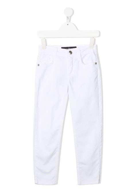 Pantalone RICHMOND KIDS | PANTALONI | RGP21197PASHWHITE