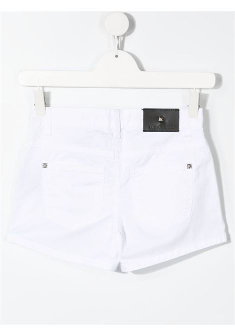Shorts RICHMOND KIDS | SHORTS | RGP21198SHSHTWHITE