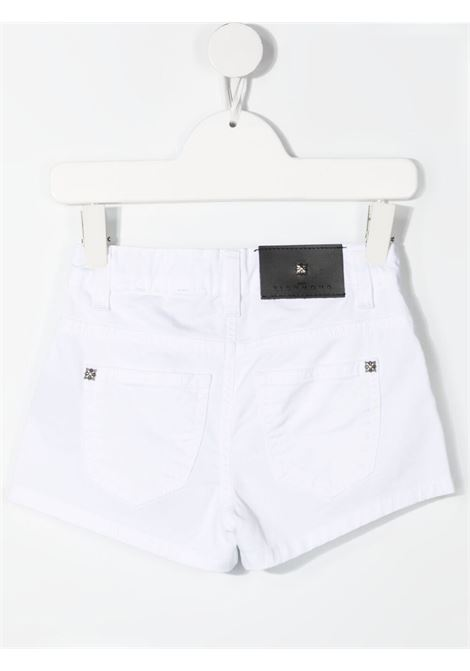 Shorts RICHMOND KIDS | SHORTS | RGP21198SHSHWHITE