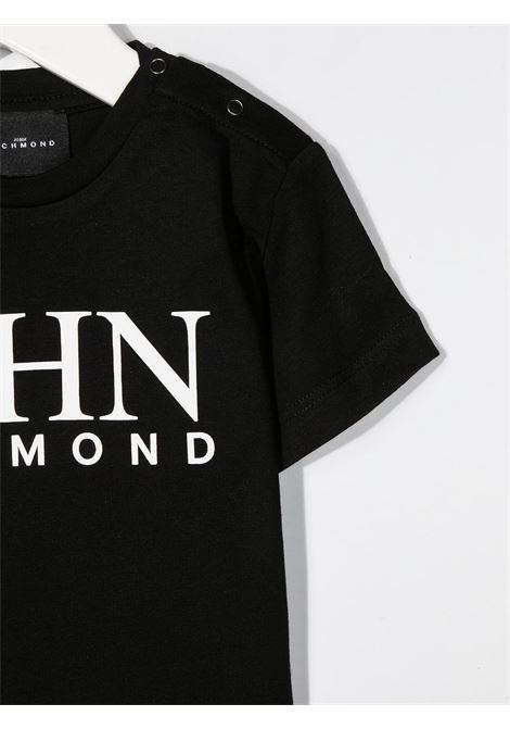 T-shirt RICHMOND KIDS | T-SHIRT | RIP21039TST5BBLACKWHT