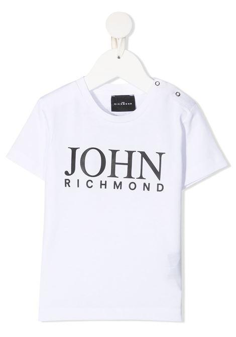 T-shirt RICHMOND KIDS | T-SHIRT | RIP21039TST5BWHITEBLK