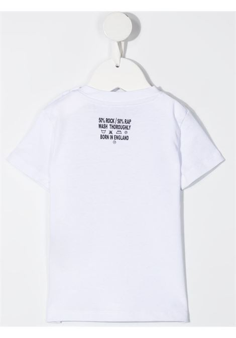 T-shirt RICHMOND KIDS | T-SHIRT | RIP21039TST5WHITEBLK