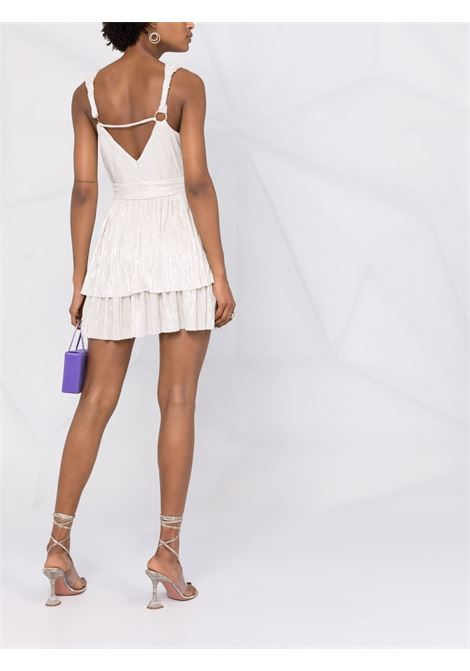 White dress SABINA MUSAYEV | DRESS | 010071030