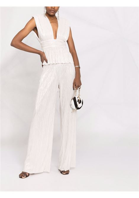 White trousers SABINA MUSAYEV | TROUSERS | 050057030