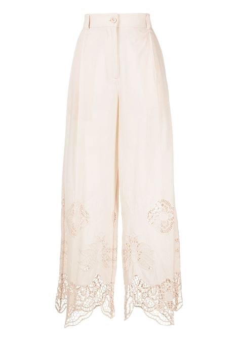 Ecru trousers SEE BY CHLOE' |  | CHS21UPA01025293