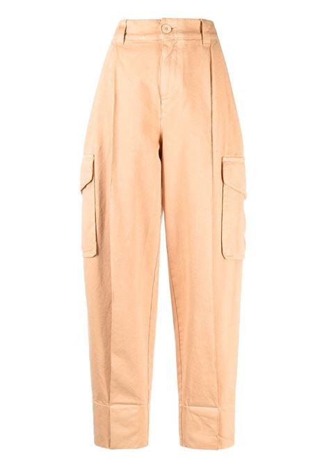 Orange trousers SEE BY CHLOE' | S21SDP091656H6