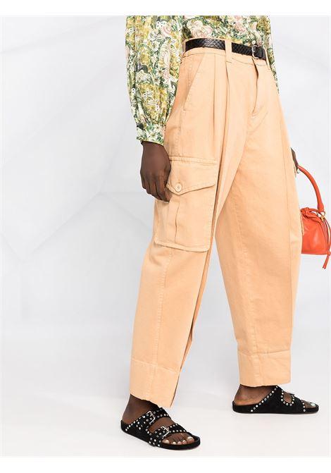 Pantalone arancio SEE BY CHLOE'   PANTALONI   S21SDP091656H6