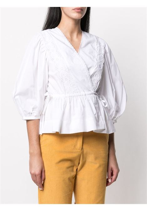 Maglia bianca SEE BY CHLOE' | MAGLIE | S21SHT05020101
