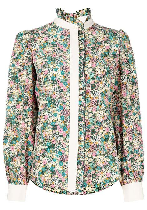 Camicia multicolore SEE BY CHLOE' | CAMICIE | S21SHT080279CA