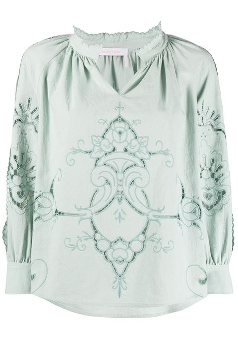 Green blouse SEE BY CHLOE' | S21SHT1703341W