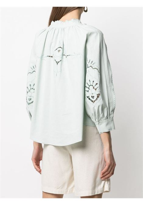 Maglia verde SEE BY CHLOE'   MAGLIE   S21SHT1703341W