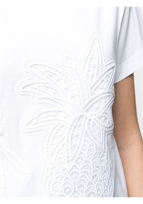 T-shirt bianca SEE BY CHLOE' | T-SHIRT | S21SJH18098109