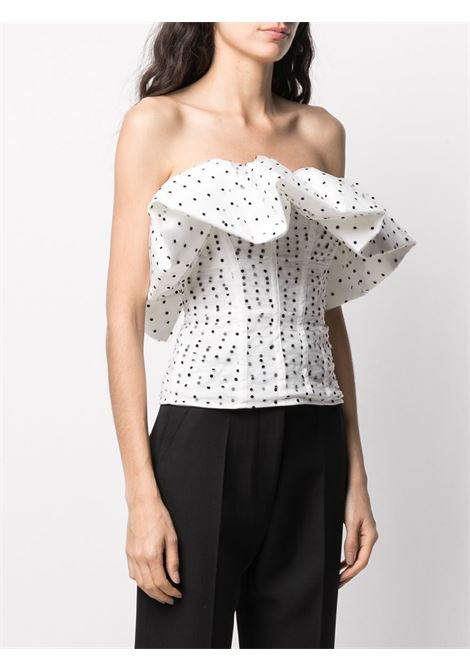 Top bianco SELF PORTRAIT | TOP | RS21133WHITE