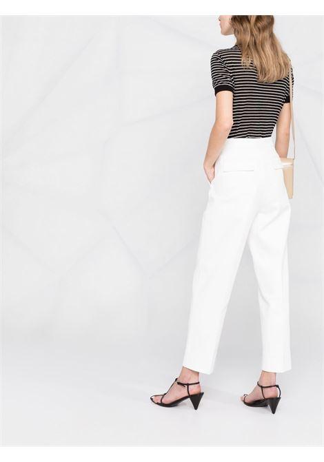 Pantalone bianco SPORTMAX | PANTALONI | 21310617600432001