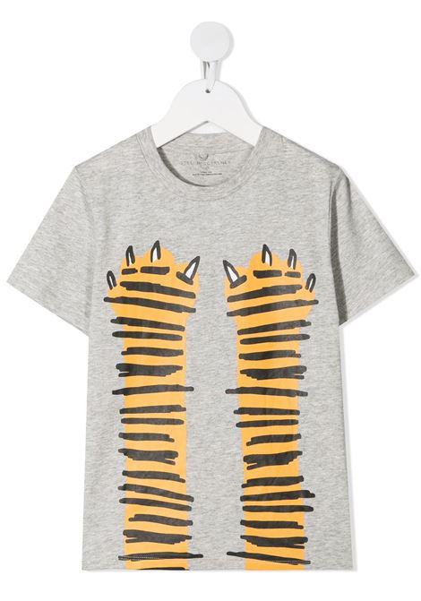 T-shirt grigio STELLA Mc.CARTNEY KIDS | T-SHIRT | 602241SQJ191461