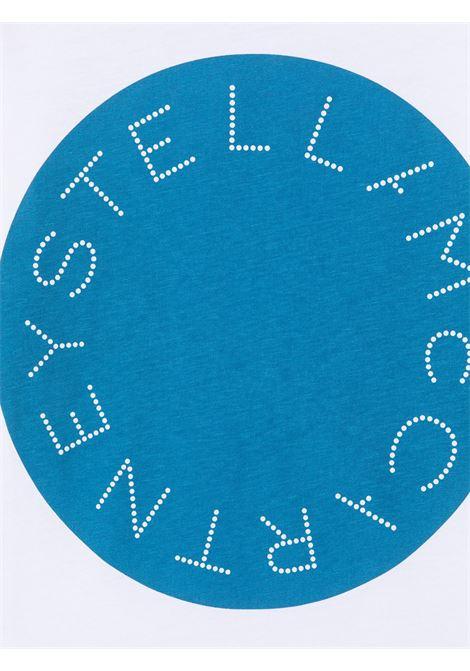 T-shirt bianca STELLA Mc.CARTNEY KIDS | T-SHIRT | 602241SQJ539000