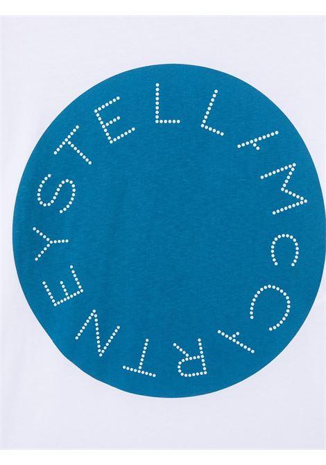 T-shirt bianca STELLA Mc.CARTNEY KIDS | T-SHIRT | 602241TSQJ539000