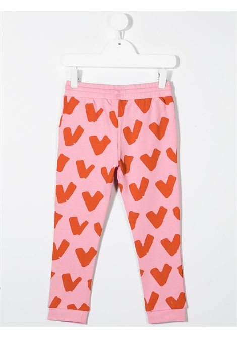 Pantalone cuore STELLA Mc.CARTNEY KIDS | PANTALONI | 602607SQJD4H503