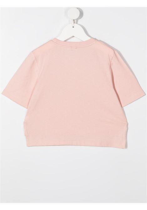 T-shirt rosa STELLA Mc.CARTNEY KIDS | T-SHIRT | 602635SQJ026840