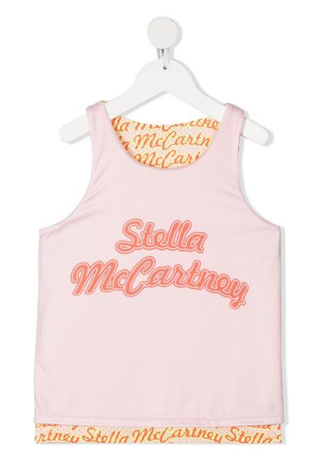 Conotta rosa STELLA Mc.CARTNEY KIDS | CANOTTE | 602636SQK546840