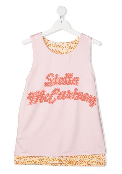 Conotta rosa STELLA Mc.CARTNEY KIDS | CANOTTE | 602636TSQK546840