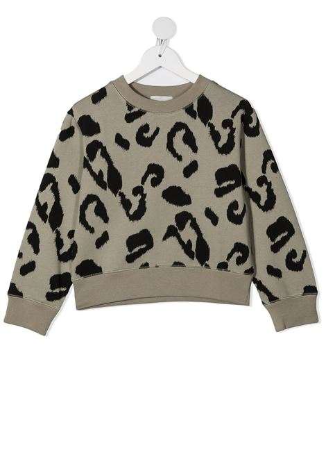 Felpa grigia STELLA Mc.CARTNEY KIDS | FELPE | 602644SQJ98H144