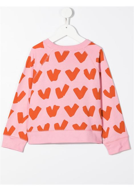 Felpa rosa STELLA Mc.CARTNEY KIDS | FELPE | 602645SQJD4H503
