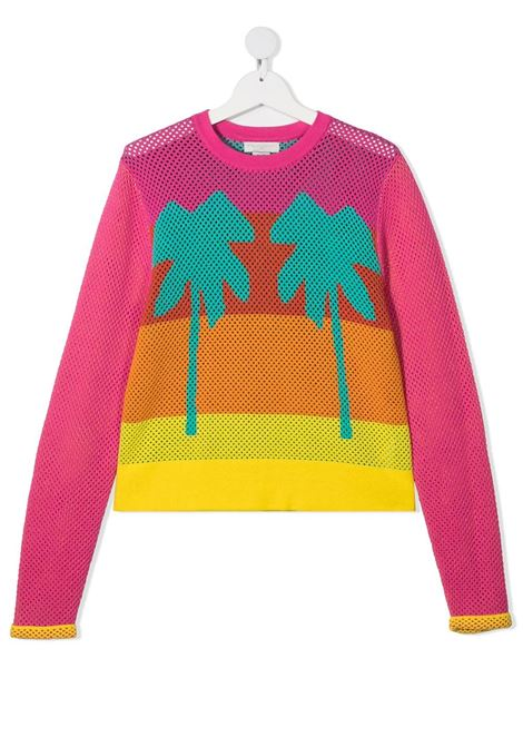 Maglione multicolore STELLA Mc.CARTNEY KIDS | MAGLIONE | 602657TSQM118490