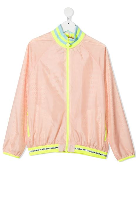 Giacca rosa STELLA Mc.CARTNEY KIDS | GIACCHE | 602665TSQK456840