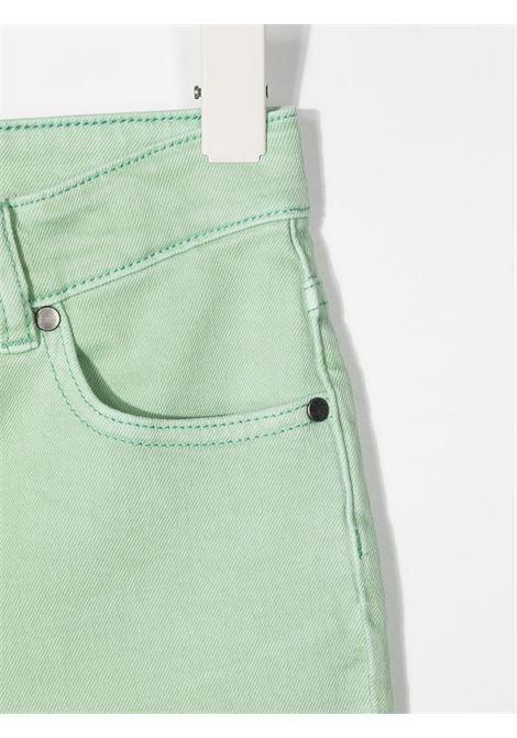 Shorts verde STELLA Mc.CARTNEY KIDS | SHORTS | 602722SQKA73442