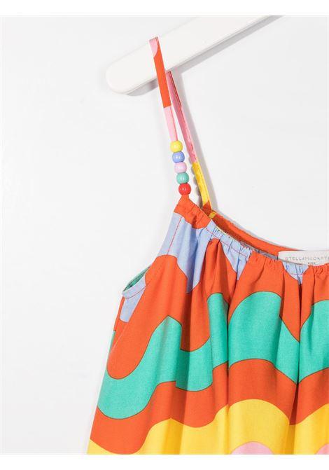 Abito multicolore STELLA Mc.CARTNEY KIDS | ABITI | 602785SQK958490