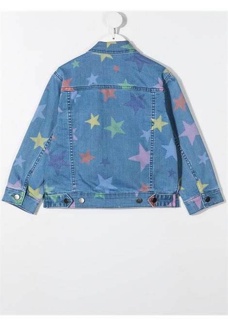 Giacca blu STELLA Mc.CARTNEY KIDS | GIACCHE | 602792SQKB7H407