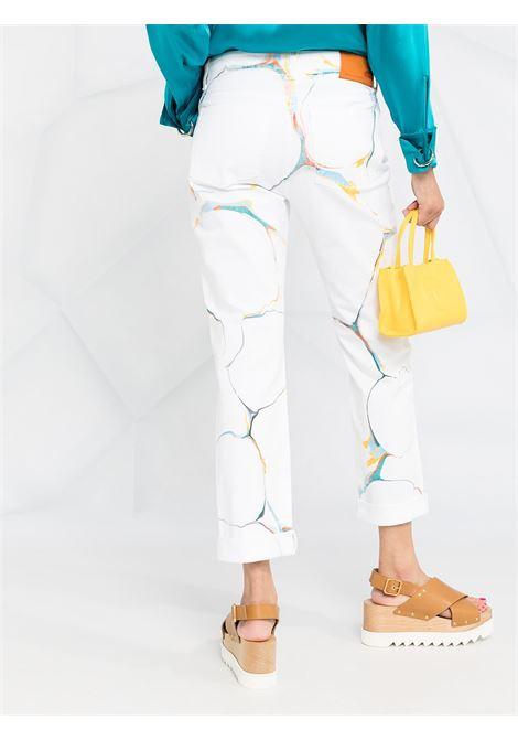 White/multicolour jeans STELLA Mc.CARTNEY | 372773SOH259015