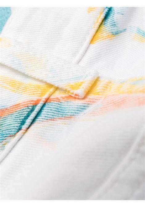Jeans bianco/multicolore STELLA Mc.CARTNEY | JEANS | 372773SOH259015