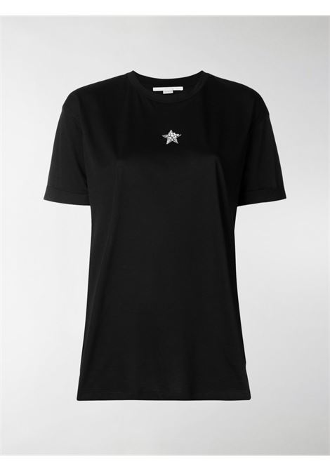 Black t-shirt STELLA Mc.CARTNEY | 457142SLW231000