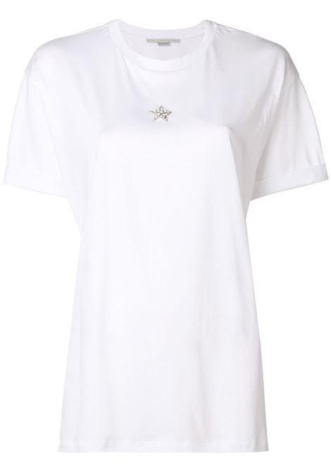 White t-shirt STELLA Mc.CARTNEY | 457142SLW239000