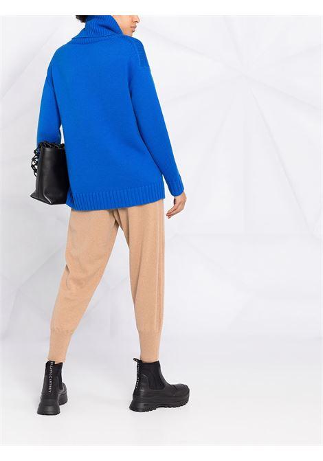 Pantalone marrone STELLA Mc.CARTNEY | PANTALONI | 602898S22422742