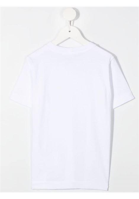T-shirt bianca STONE ISLAND KIDS | T-SHIRT | MO741620347V0001