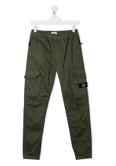 Pantalone STONE ISLAND KIDS   PANTALONI   MO741630412TV0059