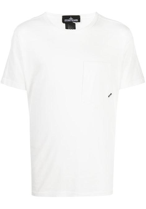 White t-shirt STONE ISLAND SHADOW |  | MO741920610V0099