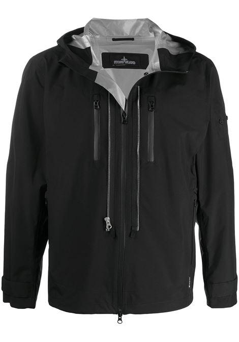 Black jacket STONE ISLAND SHADOW |  | MO741940501V0029