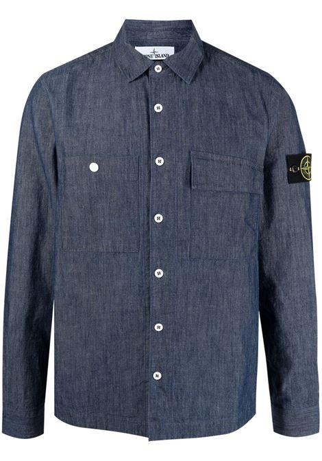 Shirt STONE ISLAND | SHIRTS | MO741512207WASH