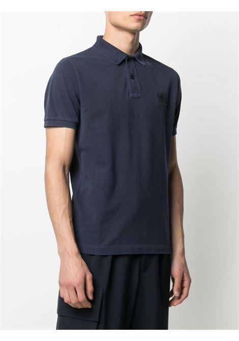 Blue Polo shirt STONE ISLAND | POLO | MO741522S67V0020