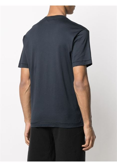Blue T-shirt STONE ISLAND | T-SHIRT | MO741524113V0020