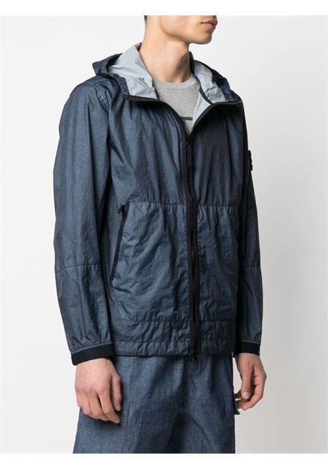 Blue jacket STONE ISLAND | JACKETS | MO741540523V0024