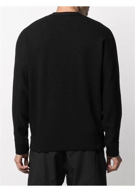 Black sweatshirt STONE ISLAND | SWEATSHIRTS | MO7415514D1V0029